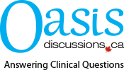 Oasis Discussions